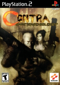 Contra: Shattered Soldier Box Art