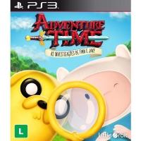Adventure Time: As Investigações de Finn e Jake Box Art