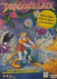 Dragon's Lair (DVD) [NA] Box Art