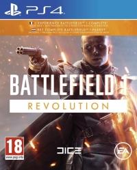 Battlefield 1: Revolution Box Art