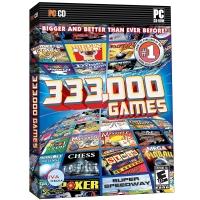 333,000 Games Box Art