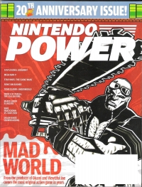 Nintendo Power - Volume 231 (August 2008) Box Art