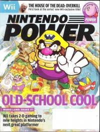 Nintendo Power - Volume 233 (October 2008) Box Art