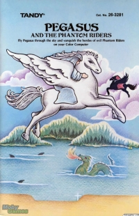 Pegasus and the Phantom Riders Box Art