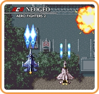 ACA NeoGeo: Aero Fighters 2 Box Art