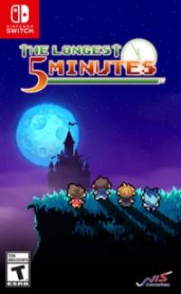 Longest 5 Minutes, The Box Art
