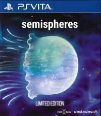 Semispheres Blue Cover - Limited Edition Box Art