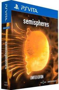 Semispheres Orange Cover - Limited Edition Box Art