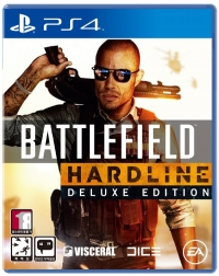 Battlefield Hardline - Deluxe Edition Box Art