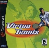 Virtua Tennis - Sega All Stars Box Art