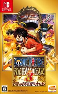 One Piece: Kaizoku Musou 3 - Deluxe Edition Box Art
