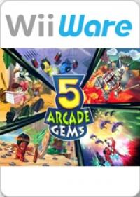 5 Arcade Gems Box Art