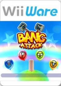 Bang Attack Box Art