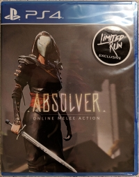 Absolver - Variant Cover Box Art