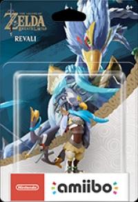 Revali - The Legend of Zelda: Breath of the Wild Box Art