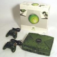 Microsoft Xbox - Translucent Green Limited Edition Box Art