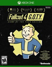 Fallout 4 G.O.T.Y. Box Art
