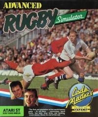 Advanced Rugby Simulator Box Art