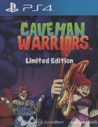 Caveman Warriors - Limited Edition Box Art