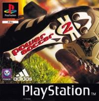 Adidas Power Soccer 2 Box Art