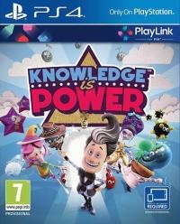 Knowledge is Power Box Art