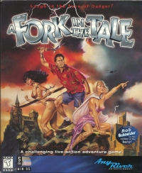 Fork in the Tale, A Box Art
