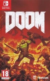 Doom [NL] Box Art
