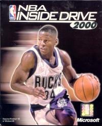 NBA Inside Drive 2000 Box Art