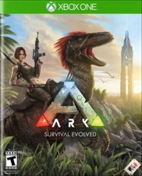 ARK: Survival Evolved Box Art