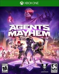 Agents of Mayhem Box Art