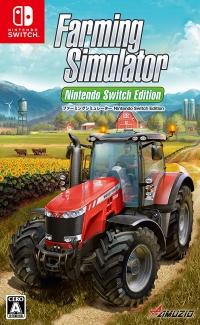 Farming Simulator: Nintendo Switch Edition Box Art