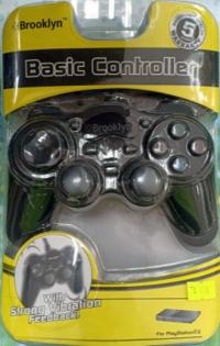 Brooklyn Basic Controller Box Art