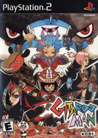 Gitaroo Man Box Art