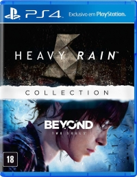 Heavy Rain / Beyond: Two Souls Collection Box Art