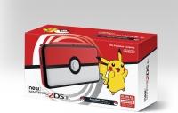 New Nintendo 2DS XL - Poké Ball Edition [NA] Box Art
