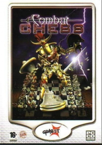 Combat Chess Box Art