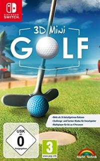 3D Mini Golf [DE] Box Art