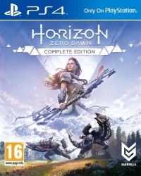 Horizon Zero Dawn - Complete Edition Box Art