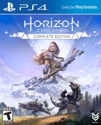 Horizon: Zero Dawn - Complete Edition Box Art
