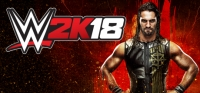 WWE 2K18 Box Art