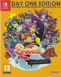 Shantae: Half-Genie Hero - Ultimate Edition - Day One Edition Box Art