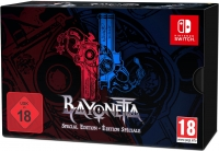 Bayonetta - Special Edition Box Art