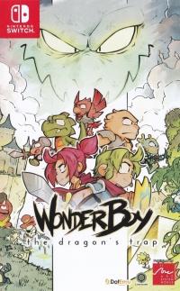 Wonder Boy: The Dragon's Trap [KR] Box Art