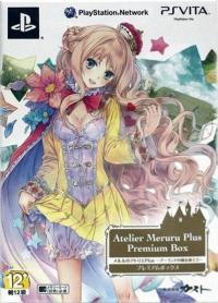 Meruru no Atelier Plus: Arland no Renkinjutsushi 3 - Premium Box Box Art