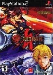 Guilty Gear X2 Box Art