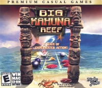 Big Kahuna Reef (jewel case) Box Art