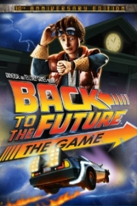 Back To The Future: The Game - 30th Anniversary Edition Box Art