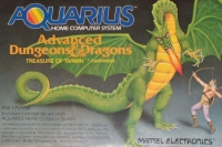 Advanced Dungeons & Dragons: Treasure of Tarmin Box Art
