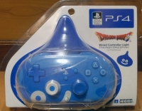 Hori wired controller light - Dragon Quest slime edition Box Art