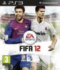 FIFA 12 Box Art